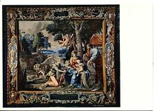 Alte Kunstpostkarte - Strasbourg - Les Tapisseries - Die Flucht nach Ägypten
