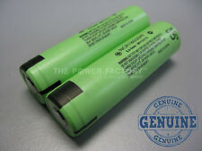 2 Genuine Panasonic NCR18650PF NCR18650PD 18650 2900mAh Li-Ion Battery GA