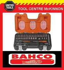"BAHCO S460 46pce METRIC 1/4"" SOCKET AND MECHANICAL DRIVE SET"