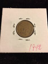1942 wheat penny 1 Cent Collectible Coin US Currency ��