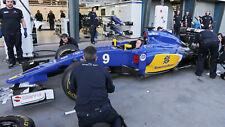 1/10 2015 F1 Sauber C34  Nasr RC Car Body + Decal Package fr Tamiya F104 3Racing