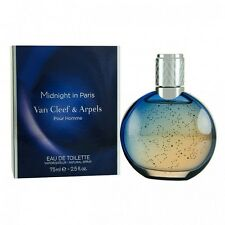 Midnight in Paris Pour Homme by Van Cleef & Arpels 2.5 oz / 75 ml EDT Men Spray