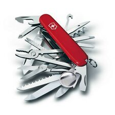 SWISS ARMY KNIFE - VICTORINOX SWISSCHAMP (ORIGINAL) RED - 1.6795