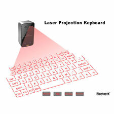 Mini Portable Laser Virtual Projection Keyboard And Mouse To For Tablet Pc OS
