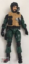 "GI JOE TOMAHAWK Hasbro Pursuit Of Cobra 2010 3.75"" inch LOOSE FIGURE"