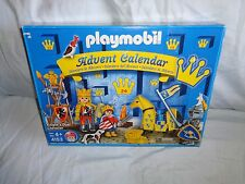 PLAYMOBIL 4153 ADVENT CALENDAR KNIGHT'S DUEL CHEVALIER 2006 NEW