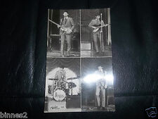 THE BEATLES OFFICIAL 1963 VALEX PHOTOGRAPH V.63 FULL GLOSS POSTCARD ! AWESOME