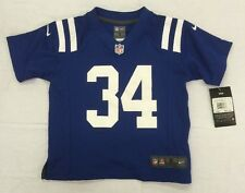 Indianapolis Colts Trent Richardson Nike Royal Blue Game Jersey Youth Small (8)
