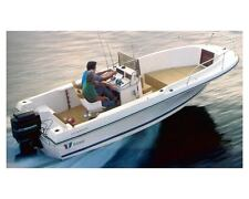 1983 Wellcraft V-20 Fisherman Power Boat Factory Photo uc8197