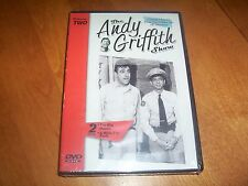 THE ANDY GRIFFITH SHOW Volume 2 Vol.2 2 Episodes Classic 60's TV Comedy DVD NEW