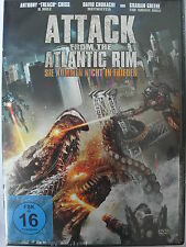Attack from the Atlantic Rim - Monster aus dem Pazifik - Trash, Kampf Roboter