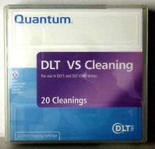 1-PACK Quantum DLT VS Cleaning Cartridge DLT1 VS80 BHXHC-02