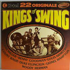 """KINGS OF SWING - WOODY HERMAN - GLENN MILLER 12""""  LP  (R253)"""
