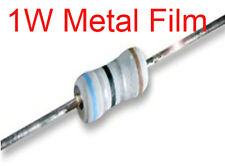 5 x  820 ohm 820R 1W /1 Watt Metal Film Resistor