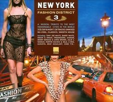 NEW New York Fashion District, Vol. 3 [digipak] CD (CD) Free P&H