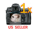 1x Clear LCD Screen Protector Guard Cover Film For Nikon DSLR D700