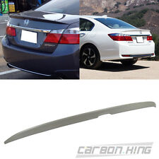 PAINT NEW HONDA ACCORD 9 SEDAN TRUNK SPOILER WING 2013-2016 OE TYPE