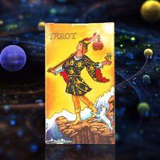 TAROCCHI TAROT CARDS CARTE previsione futuro e potentissimi - RIDER WAIT english