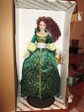 Franklin Mint Shauna of The Blarney Castle porcelain Doll *NRFB *COA *HTF