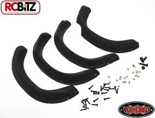 BIG BOSS RUBBER FENDER TORCE per tamiya hilux & RC4WD Mojave corpo in elementi di fissaggio