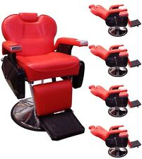 LOT5~All Purpose Hydraulic Recline Barber Chair Salon Beauty Equipment Wholesale