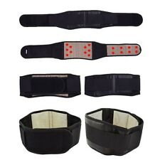 Tourmaline Self-heating Magnetic Therapy Waist Belt Lumbar Support Back Waist