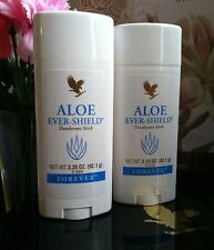2 Forever Living Aloe Vera Ever-shield Deodorant Stick Desodorante FREE SHIP