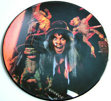 """EX/EX! WASP SCREAM UNTIL YOU LIKE IT 12"""" VINYL PICTURE DISC W.A.S.P."""