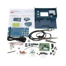20MSa/s 3MHz DSO068 Digital Oscilloscope/Frequency Meter FFT DIY Kit +Probe 2D4A