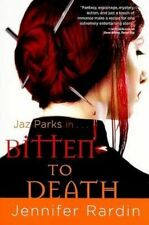 Bitten to Death (Jaz Parks, Book 4)-ExLibrary