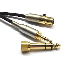 1.8m New Replacement Audio upgrade Cable For AKG Q701 K702 K271s 240s Headphones