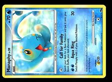 PROMO POKEMON POP Serie 6 N°  3/17 MANAPHY HOLO