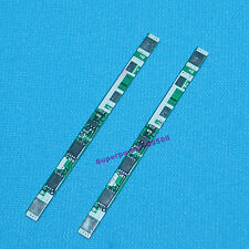 2pc 1S 4A PCB PCM 18650 Li-ion battery cell protection circuit board DIY pack