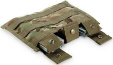 Military Issue Tactical Molle Multicam Tripple M-16 AR-15 Magazine Pouch M4/M16