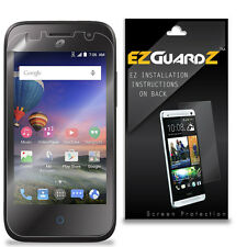 5X EZguardz Anti-Scratch Screen Protector HD 5X For ZTE Citrine SRQ-Z717VL