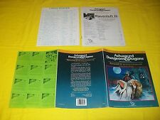 I10 RAVENLOFT II THE HOUSE ON GRYPHON HILL DUNGEONS & DRAGONS AD&D TSR 9181 5