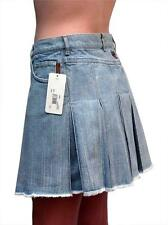 Ladies Ripcurl pleated denim skirt   size 10   NEW  Vintage Rip Curl