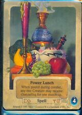 GUARDIANS CCG SPELL POWER LUNCH  VO COMMON