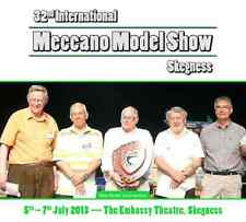 Meccano DVD - 32nd International Meccano Model Show (SkegEx 2013)