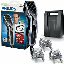 Philips Series 5000 Corded DualCut Technology Hair Beard Shaver Clipper - HC5410