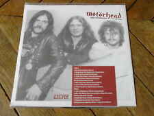 MOTORHEAD BBC Sessions 78-82-86 LP rare