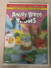 Angry Birds Toons - Season 01, Volume 02 [DVD] - Brand New & Sealed !!