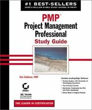PMP: Project Management Professional Study Guide Heldman, Kim Hardcover