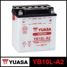 BATTERIA [YUASA] YB10L-A2 (12 VOLT / 11 AMPERE)