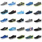 New Mens Running Trainers Casual Lace Up Sports Walking Jogging Gym Shoes Size