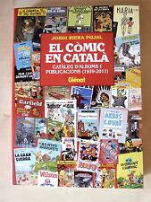 Cataleg El Comic en Catala 1939-2011,Jordi Riera,Glenat 2011