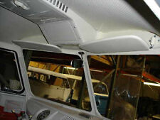 VW TYPE 2 BUS INTERIOR SUN VISORS THRU 1967 DELUXE MICROBUS TRANSPORTER