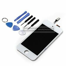 For Apple iPod Touch 4 itouch4 LCD Display Touch Screen Digitizer Tools White UK