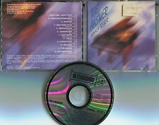 Hannes Treiber  cd   THE ANSWER  © 1993 intersound # ISCD 139 synth pop  electro