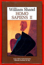SHAND, William - Homo Sapiens II. English & Español. Luis Seoane. SINGED
